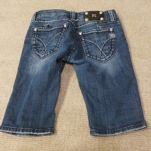 Miss Me Bermuda shorts JW5306M Size 27